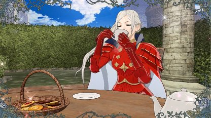 Edelgard - Tea Time