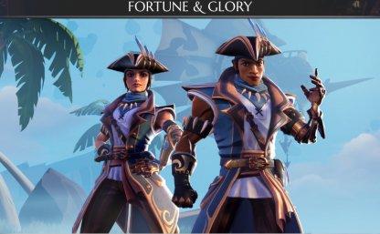 New Hunt Pass: Fortune & Glory