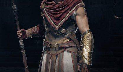 Assassins Creed Odyssey Staff
