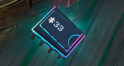 Fortbyte 33 Location - Loading Screen 10