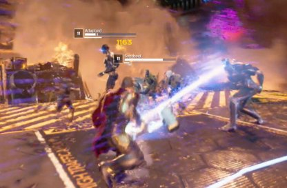 Defeat Foes To Charge Thor