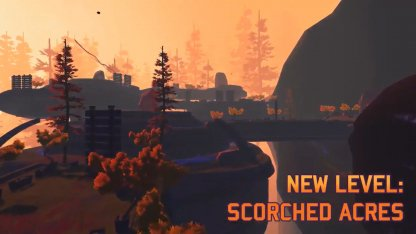 New Stage: Scorched Acres