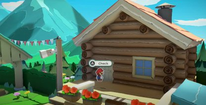 Get The Collectible From The Large Cabin