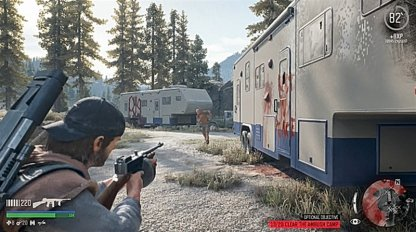 Redwood RV Park Ambush Camp - Story Mission Walkthrough