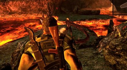 Resident Evil 5 Chapter 6 3 Wesker Boss Fight Re5 Gamewith