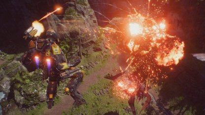 Anthem: Day 1 Patch & Upcoming Acts