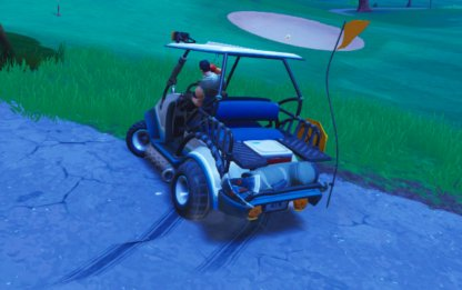 All Terrain Kart ATK Drifting
