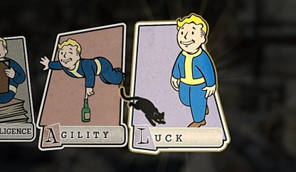 Luck Perk Card List - Stats & Tips