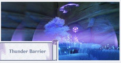 Thunder Barrier