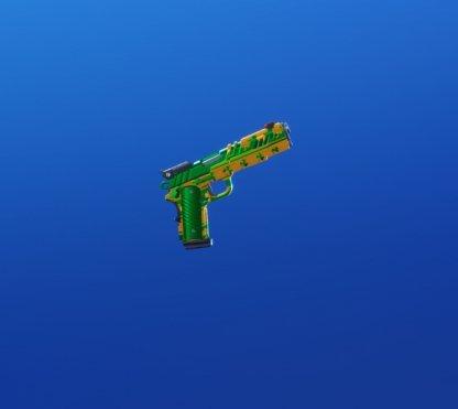 LUCKY Wrap - Handgun