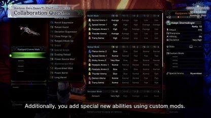 Stormslinger Power Source Mod