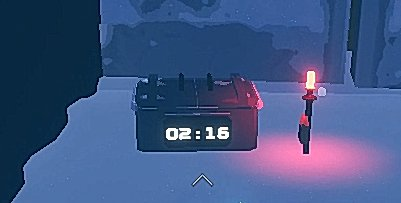 Timed Security Chest