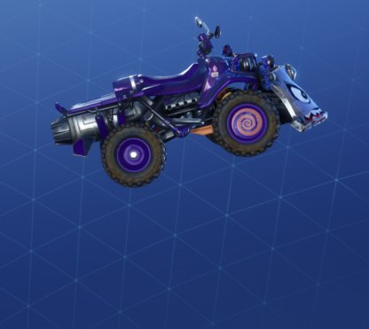 SHARD BREAK Wrap - Vehicle