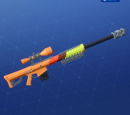 RUFF Wrap - Sniper Rifle