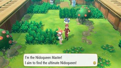 Nidoqueen Master Trainer