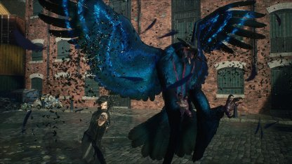 Devil May Cry 5 V Familiar - Griffon