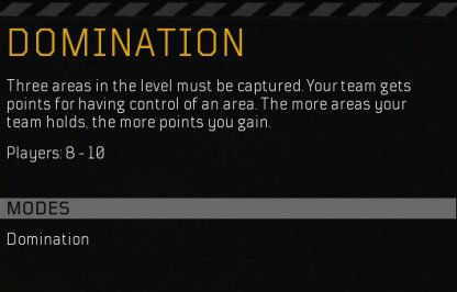Domination Mode - Multiplayer Tips & Guides