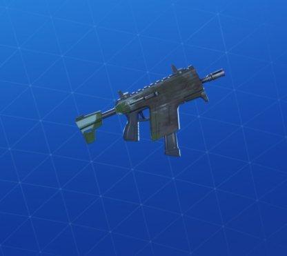 DOGFIGHT Wrap - Submachine Gun