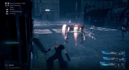 1. ~ 21. Enemies Pops Up Around Train Graveyard