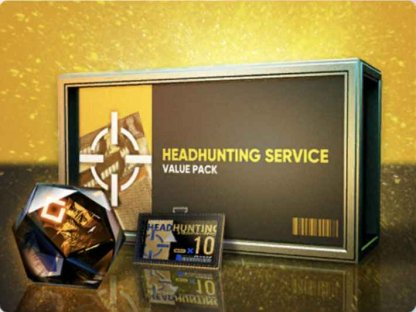 Monthly Headhunting ack