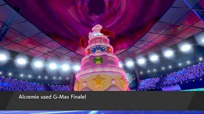 G-Max Finale
