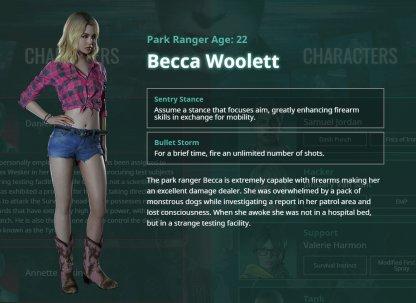 Becca Woolett