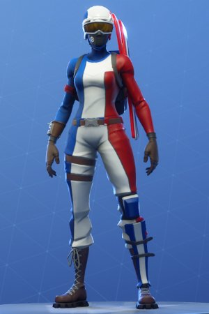 Skin Outfit MOGUL MASTER FRA