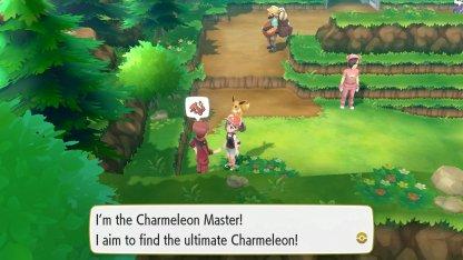 Charmeleon Master Trainer