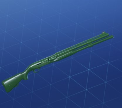 GREEN TOY Wrap - Shotgun