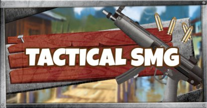 Tactical Submachine Gun Guide - Damage, DPS, Stats & Tips