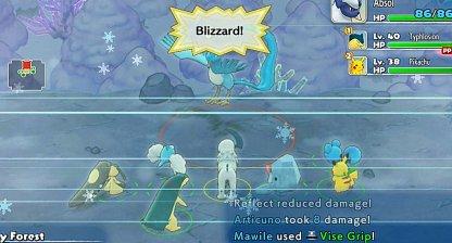 Blizzard Has Wide Range Damage
