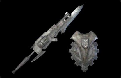 Iron Gunlance I
