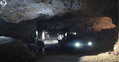 Azhir Cave Map