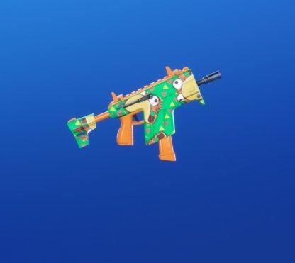 FOREVER TUESDAY Wrap - Submachine Gun