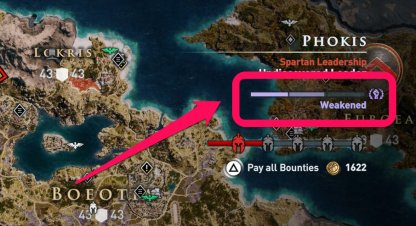 Assassin S Creed Odyssey How To Farm Xp Level Up Faster Gamewith