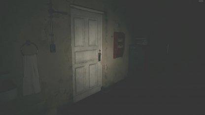 Go Through Medicine Room Back Door