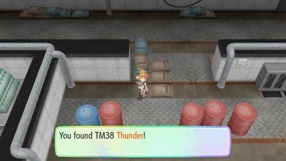 Thunder Location