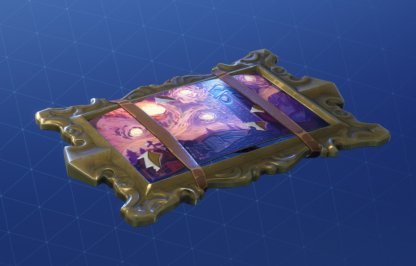Glider skin Image STARRY FLIGHT