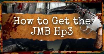 Resident Evil 2 | RE2 How to Get the JMB Hp3 Handgun - Guide & Location