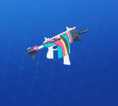 TAFFY Wrap - Submachine Gun