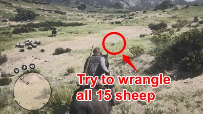 Red Dead Redemption 2 - The Sheep And The Goats