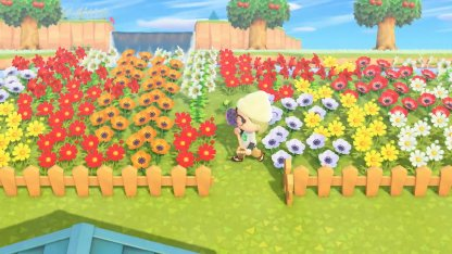 【ACNH】How To Plant Flowers【Animal Crossing New Horizons ...
