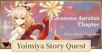 Yoimiya Story Quest