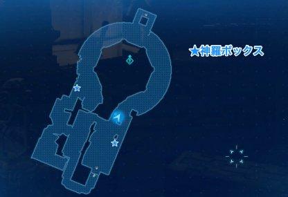 Sector 7 Pillar 9F Map