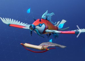 Glider skin Image FLYING CARP