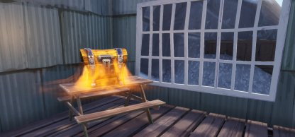 Shifty Shafts Map Chests