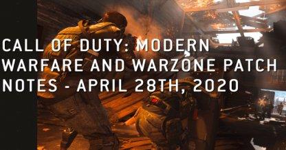 New MW & Warzone Updates