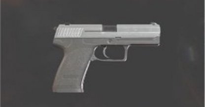 Infinite Handgun