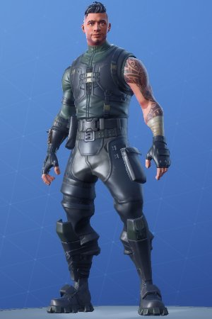 Skin Outfit SQUAD LEADER