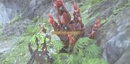 Ember Pieces Are Found In The Environment